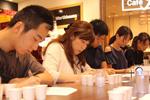 【初級編②】みなさん、講義に集中しています