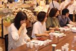 【初級編③】初級コースの講義では、コーヒーの簡単な飲み比べもしていただきます