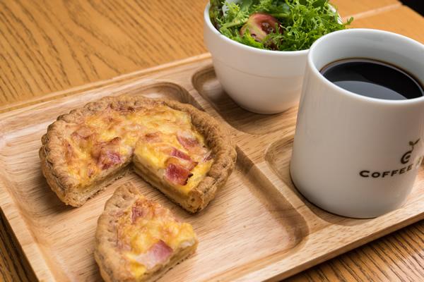 千葉県産ジャムとトースト