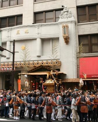 神田祭がやってきました! コレド室町店