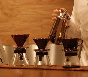 コーヒー教室 開催日変更のお知らせ