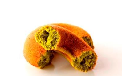 春の季節限定品、抹茶の焼きドーナツ登場!水曜日は製造直売の日