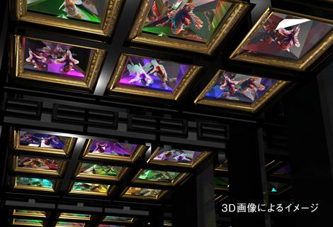 今年のアートアクアリウム東京は7月6日スタートです