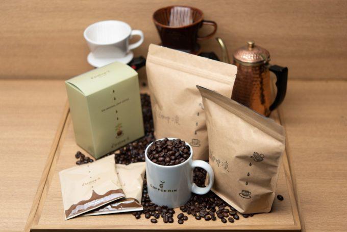 【RIN 稲毛店】毎週金曜日はコーヒー豆、ドリップパックが20%OFF!