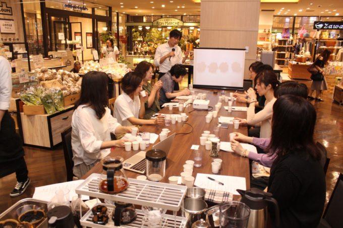 千葉コーヒー教室を一旦、お休みいたします